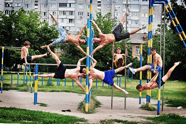 street workout-воркаут