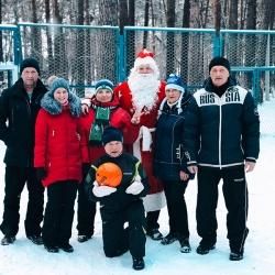 Спортивно-игровая программа «Зимние забавы»