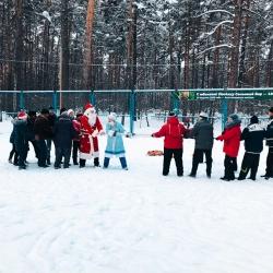 Спортивно-игровая программа «Зимние забавы»_4