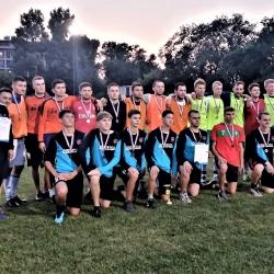 Финальные соревнования по летнему мини-футболу 2021 года 18 лет