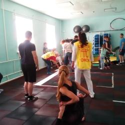 Прием испытаний Комплекса «ГТО» 27 июля