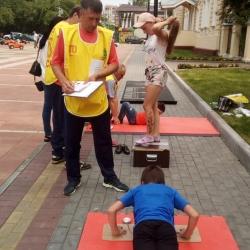Прием испытаний Комплекса «ГТО» 30 июля