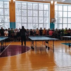 Финальные игры по настольному теннису 24 ноября_2