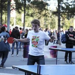 Турнир по теннису на День Томича