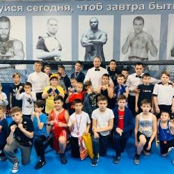 Турнир по боксу среди новичков «Кубок дружбы»