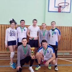 Финал соревнований по волейболу среди избирательных округов  муниципального образования «Город Томск»_10