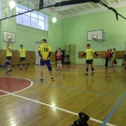 Финал соревнований по волейболу среди избирательных округов  муниципального образования «Город Томск»