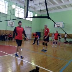 Финал соревнований по волейболу среди избирательных округов  муниципального образования «Город Томск»_4