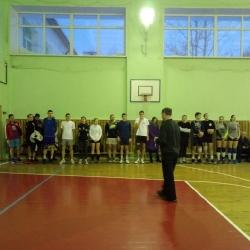 Финал соревнований по волейболу среди избирательных округов  муниципального образования «Город Томск»_5