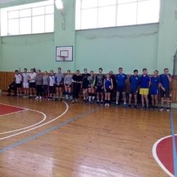 Финал соревнований по волейболу среди избирательных округов  муниципального образования «Город Томск»_6