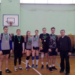 Финал соревнований по волейболу среди избирательных округов  муниципального образования «Город Томск»_8