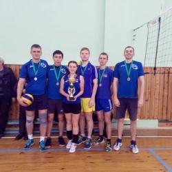 Финал соревнований по волейболу среди избирательных округов  муниципального образования «Город Томск»_9