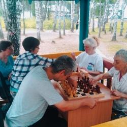 Первый фестиваль старшего поколения на базе МАУ «ЦСИ» приуроченный к Дню Физкультурника_2