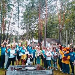 Первый фестиваль старшего поколения на базе МАУ «ЦСИ» приуроченный к Дню Физкультурника