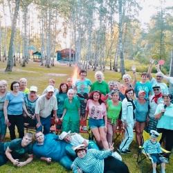 Первый фестиваль старшего поколения на базе МАУ «ЦСИ» приуроченный к Дню Физкультурника_5