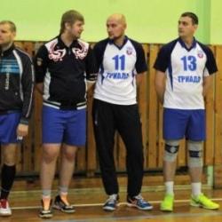 Отборочный этап соревнований по волейболу среди команд Октябрьского района_10