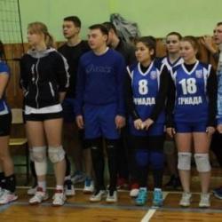 Отборочный этап соревнований по волейболу среди команд Октябрьского района_11