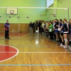 Отборочный этап соревнований по волейболу среди команд Октябрьского района_13