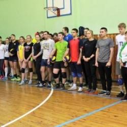 Отборочный этап соревнований по волейболу среди команд Октябрьского района_14