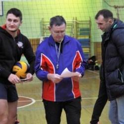 Отборочный этап соревнований по волейболу среди команд Октябрьского района_15