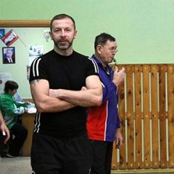 Отборочный этап соревнований по волейболу среди команд Октябрьского района_16
