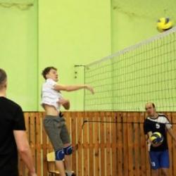Отборочный этап соревнований по волейболу среди команд Октябрьского района_17