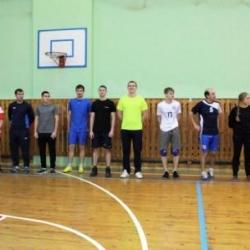 Отборочный этап соревнований по волейболу среди команд Октябрьского района_20