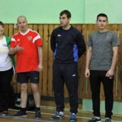 Отборочный этап соревнований по волейболу среди команд Октябрьского района_21