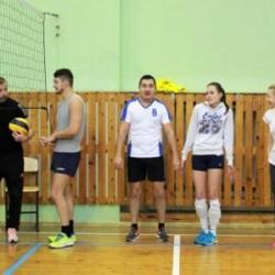 Отборочный этап соревнований по волейболу среди команд Октябрьского района_22