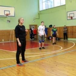 Отборочный этап соревнований по волейболу среди команд Октябрьского района_23