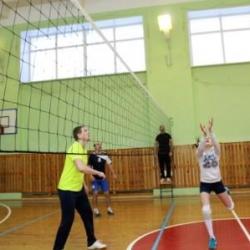 Отборочный этап соревнований по волейболу среди команд Октябрьского района_25