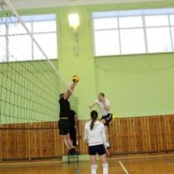 Отборочный этап соревнований по волейболу среди команд Октябрьского района_29