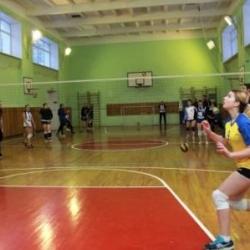Отборочный этап соревнований по волейболу среди команд Октябрьского района_2
