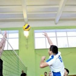 Отборочный этап соревнований по волейболу среди команд Октябрьского района_30
