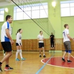 Отборочный этап соревнований по волейболу среди команд Октябрьского района_32