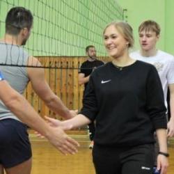 Отборочный этап соревнований по волейболу среди команд Октябрьского района_33