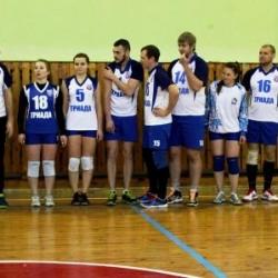 Отборочный этап соревнований по волейболу среди команд Октябрьского района_37