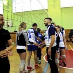 Отборочный этап соревнований по волейболу среди команд Октябрьского района_38