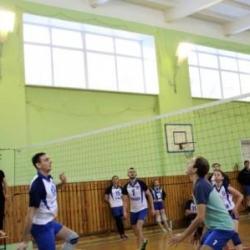 Отборочный этап соревнований по волейболу среди команд Октябрьского района_45
