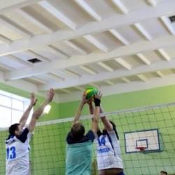 Отборочный этап соревнований по волейболу среди команд Октябрьского района_46