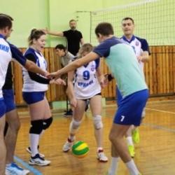 Отборочный этап соревнований по волейболу среди команд Октябрьского района_47
