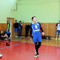 Отборочный этап соревнований по волейболу среди команд Октябрьского района_53