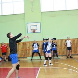 Отборочный этап соревнований по волейболу среди команд Октябрьского района_54