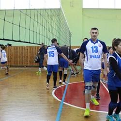 Отборочный этап соревнований по волейболу среди команд Октябрьского района_55