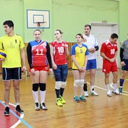 Отборочный этап соревнований по волейболу среди команд Октябрьского района_56