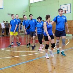 Отборочный этап соревнований по волейболу среди команд Октябрьского района_57