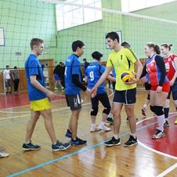 Отборочный этап соревнований по волейболу среди команд Октябрьского района_58