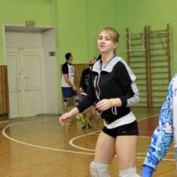 Отборочный этап соревнований по волейболу среди команд Октябрьского района_5
