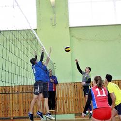 Отборочный этап соревнований по волейболу среди команд Октябрьского района_61