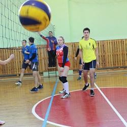 Отборочный этап соревнований по волейболу среди команд Октябрьского района_62